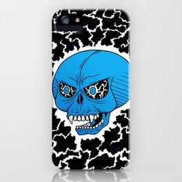 Lightning Skull iPhone Case