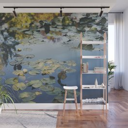 Monet's Lily Pond ... Wall Mural