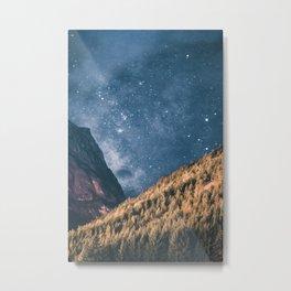 Blue Goodies Metal Print