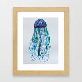 Jollyfish Framed Art Print