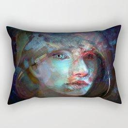 Dedication Rectangular Pillow