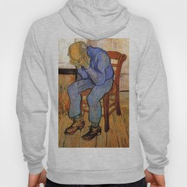 At Eternity's Gate by Vincent van Gogh Hoody