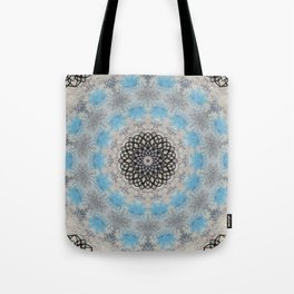 SNOWFLAKES - II Tote Bag