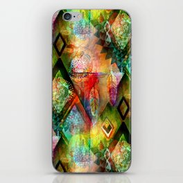 A Glimpse into my soul iPhone Skin
