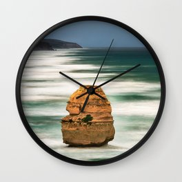rock sea beach 4 Wall Clock