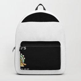 World's Best Boss Backpack