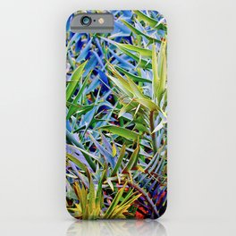 Heavenly Cycad iPhone Case