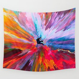 Loneliness Wall Tapestry