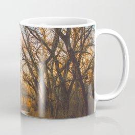 Illuminated New Mexican Trail II Coffee Mug