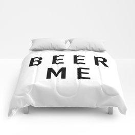 Beer Me Comforters