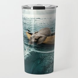 One summer day... Travel Mug