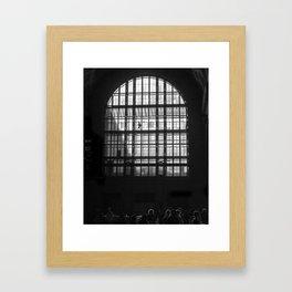 Toronto Union Station Framed Art Print