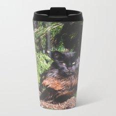 The king of the cats Metal Travel Mug