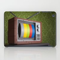 springsteen iPad Cases featuring 57 Channels and Nothing On by powerpig