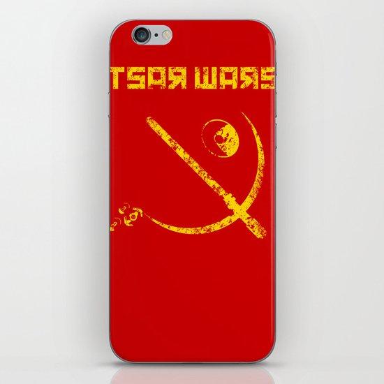 Tsar Wars iPhone & iPod Skin