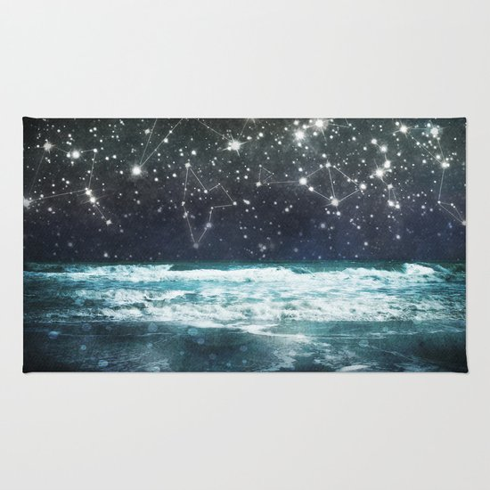 The Greek Upon the Stars Rug
