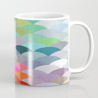 scales Mugs featuring Scales by Steven Womack