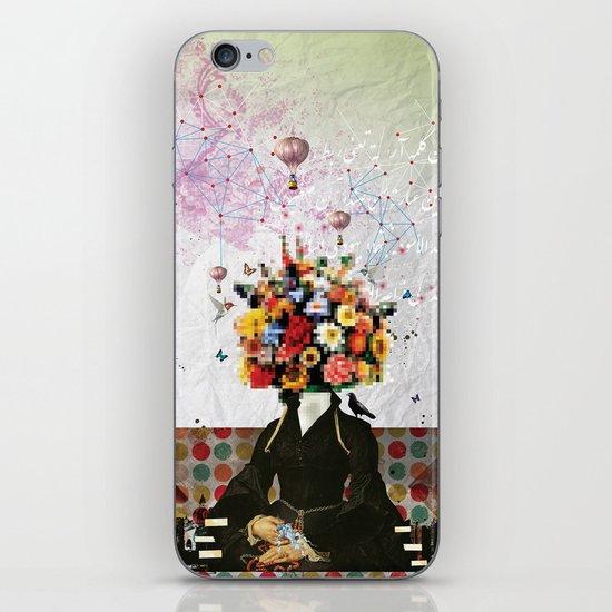 Madame Noon iPhone Skin