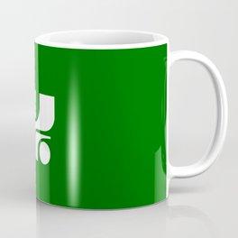 tochigi region flag japan prefecture Coffee Mug
