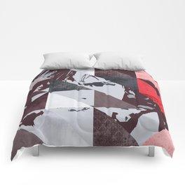 u2's war triangles Comforters