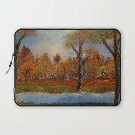 Autumnal Augur Laptop Sleeve