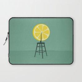 Lemon (Du)Champ Laptop Sleeve