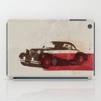 car iPad Cases featuring car by Lyndi888