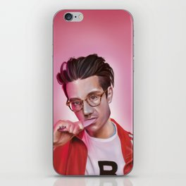 Dan Smith - Rose-Colored Boy iPhone Skin