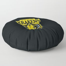 Iron Island Krakens Floor Pillow