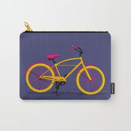 Happy Bike Carry-All Pouch