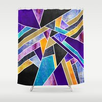 dreams Shower Curtains featuring Dreams by Elisabeth Fredriksson
