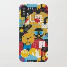Summer. Slim Case iPhone X