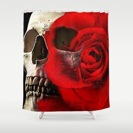 Chasing Love Shower Curtain