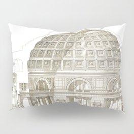 Pantheon Of Rome Pillow Sham