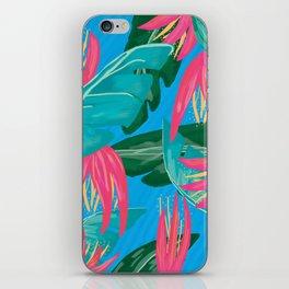 Summer glam print iPhone Skin