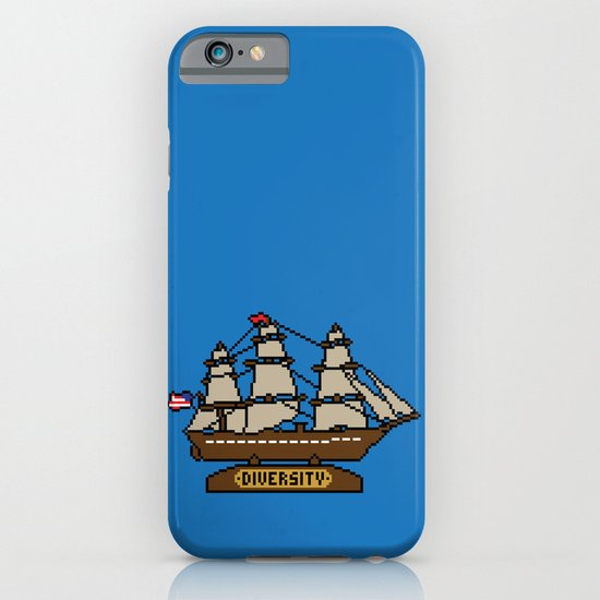 Anchor Pixel iPhone & iPod Case