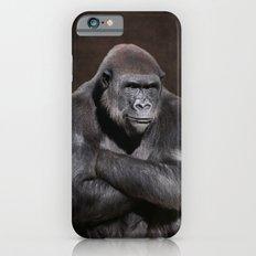 Grumpy Gorilla iPhone 6s Slim Case