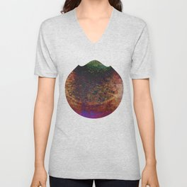 Fire Meets Water Unisex V-Neck