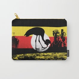 Uganda Carry-All Pouch