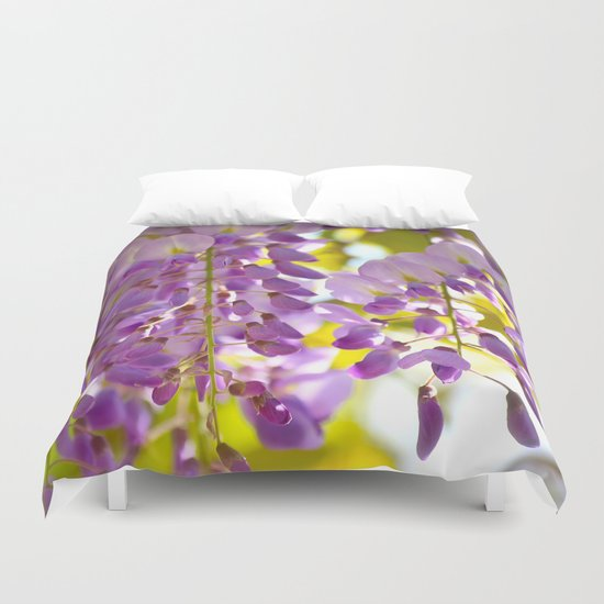 Spring Colors!  Duvet Cover