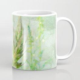 growing lupine Coffee Mug