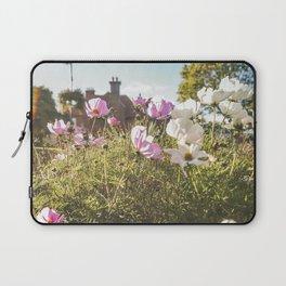 Flower house garden Laptop Sleeve