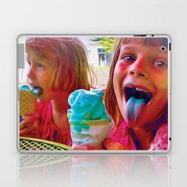 I Scream, You Scream Laptop & iPad Skin