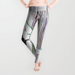 Yoga Glitch Leggings