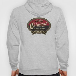 Clutchhotrods oval Hoody