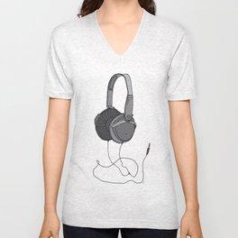 Audio Unisex V-Neck