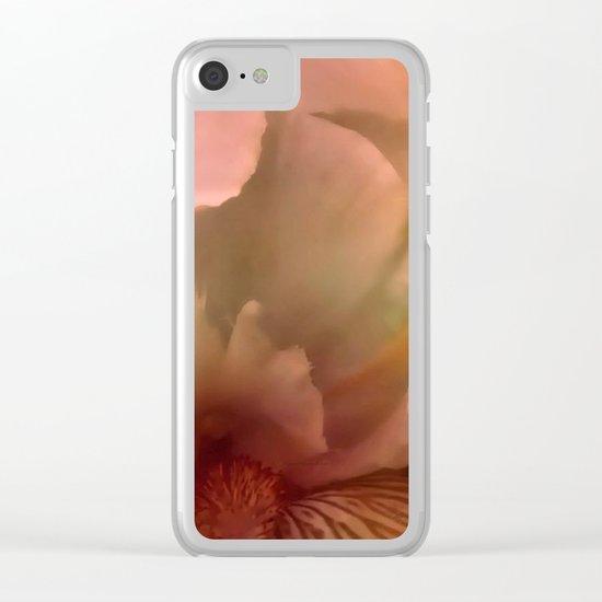 Subtle glow Clear iPhone Case