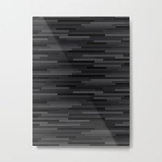 Black Estival Mirage Metal Print
