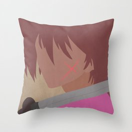 Rurouni Kenshin  Throw Pillow