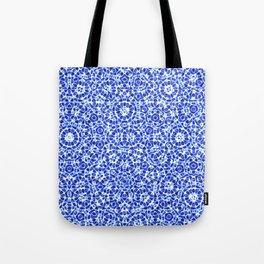 Watercolor Mandala Tote Bag